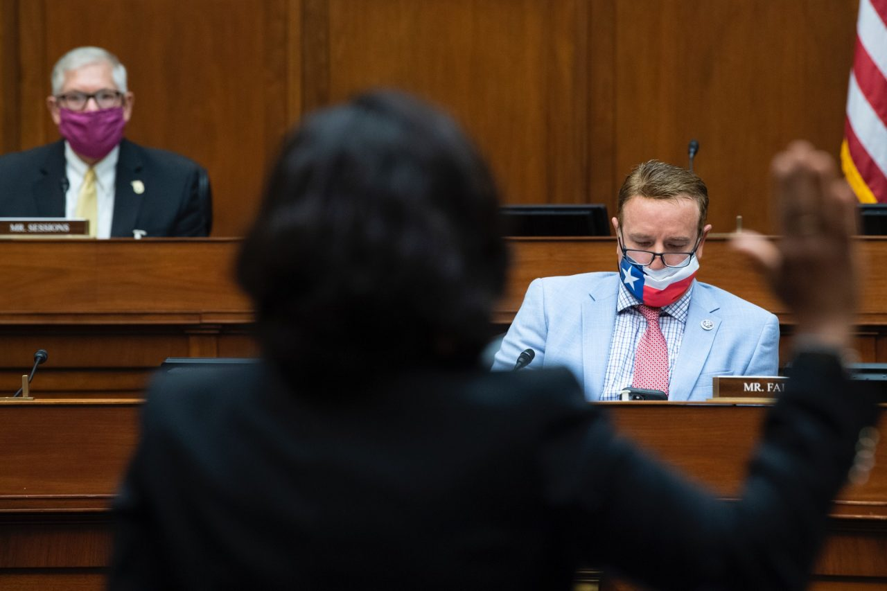 https://thetexan.news/wp-content/uploads/2021/07/Texas-Election-Bill-Congressional-Hearing-Pat-Fallon-Nicole-Collier-Pete-Sessions-1280x853.jpg