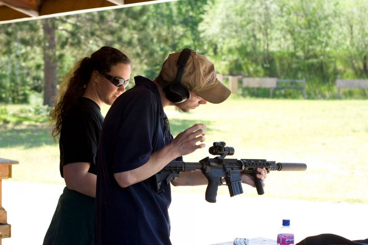 Texas-Made Suppressors Still Subject to Federal Law, ATF Warns