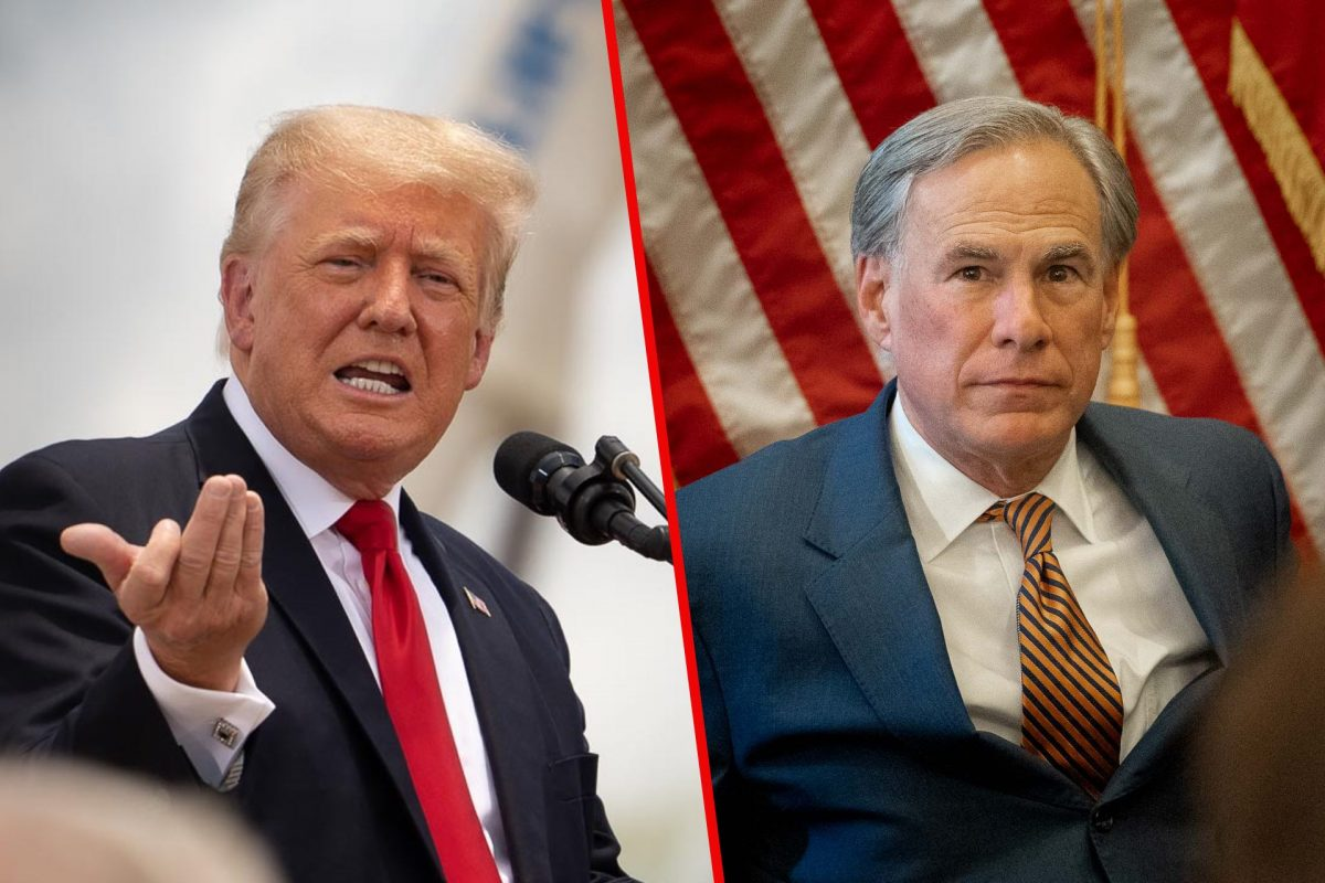 Trump Urges Gov. Abbott to Add 2020 Election Audit to Special Session Agenda