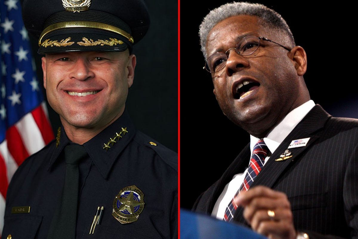 Allen West Continues to Demand Apology From Dallas Police Chief After Wife Cleared of DWI