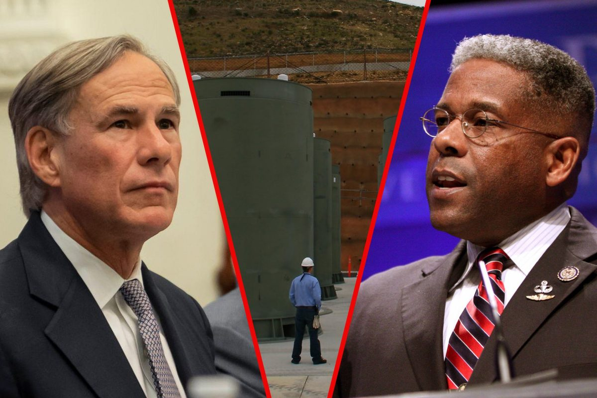 West Texas High-Level Nuclear Waste Storage Facility Comes Under Governor's Race Spotlight After License Approval