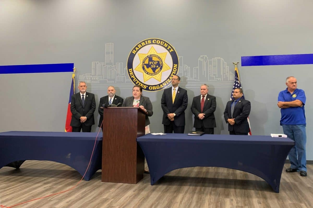 Understaffed, Chaotic Harris County Jail Prompts Police Union Lawsuit
