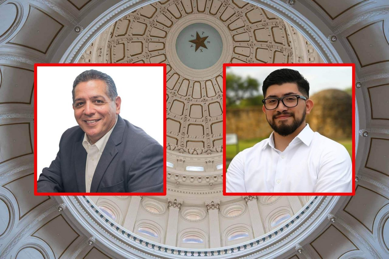 https://thetexan.news/wp-content/uploads/2021/09/John-Lujan-and-Frank-Ramirez-HD-118-Special-Election-1280x853.jpg