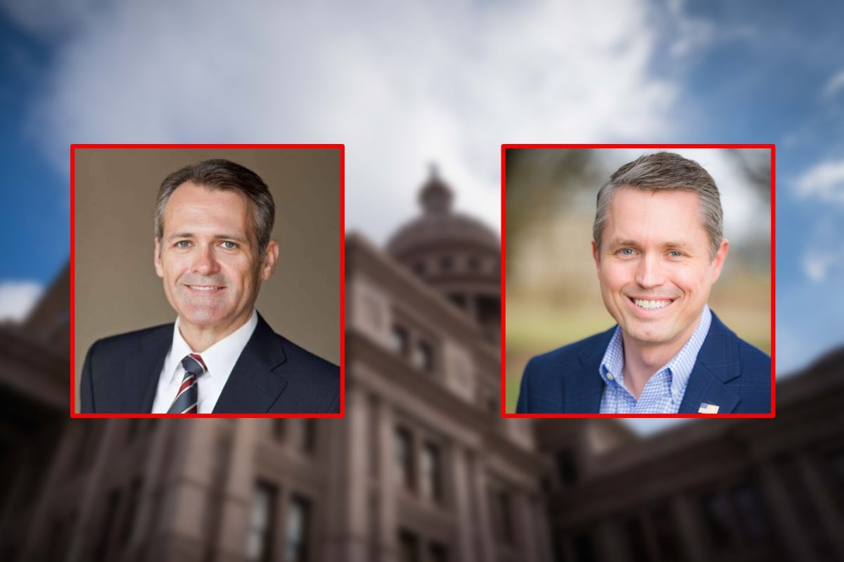 Abbott Sets Runoff in House District 10 for Sept. 28 as Wray, Harrison Trade Accusations