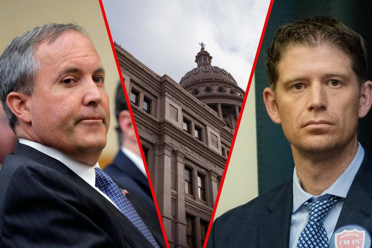 The Back Mic: Attorney General Candidates' Ratings Compared, GOP Member Files Heartbeat Act Exception, National Group Scores 2021 Legislature