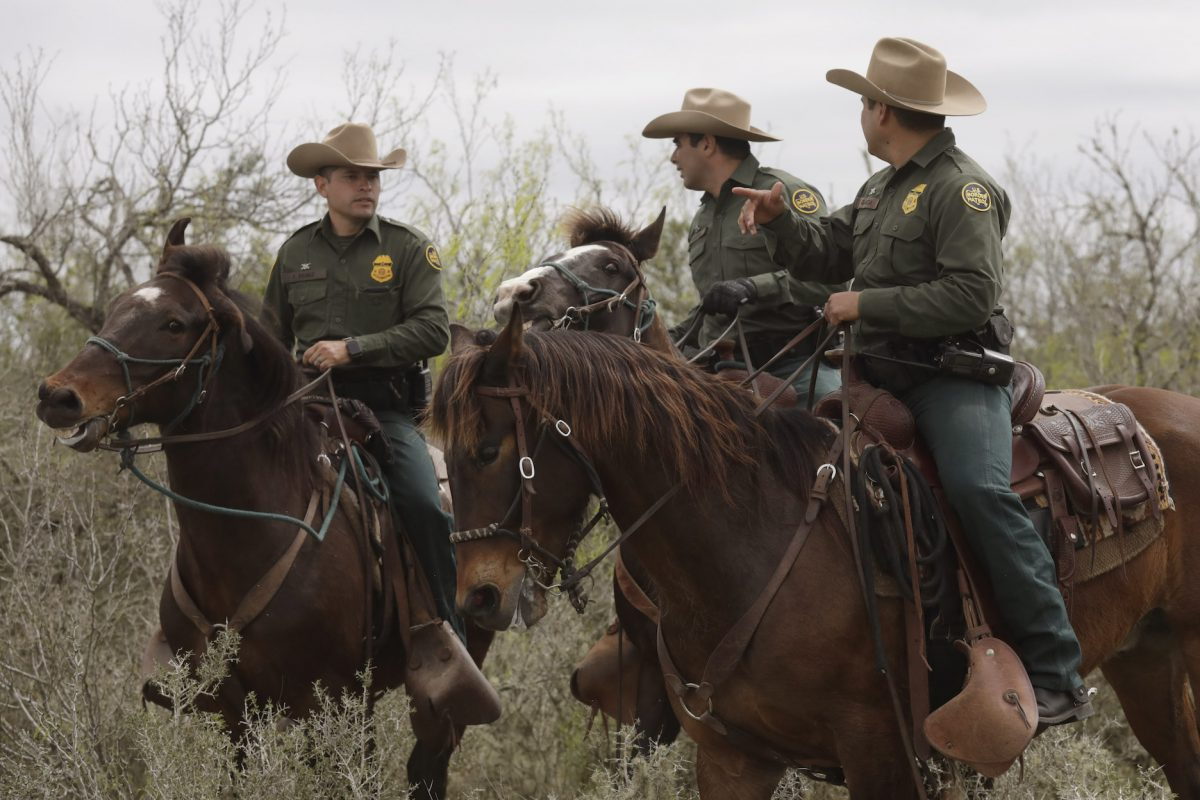 Border Patrol to Stop Using Horses in Del Rio After Unproven Claims Mounted Officers Were 'Whipping' Crossers