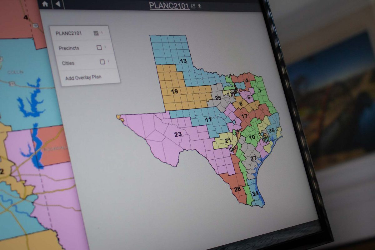 Texas Legislature to Consider Congressional Redistricting Proposal That Adds Seats to Austin, Houston