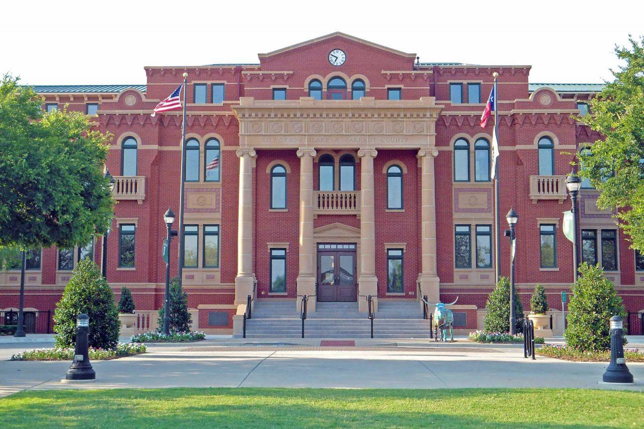 https://thetexan.news/wp-content/uploads/2021/09/Southlake-City-Hall-1280x853.jpg