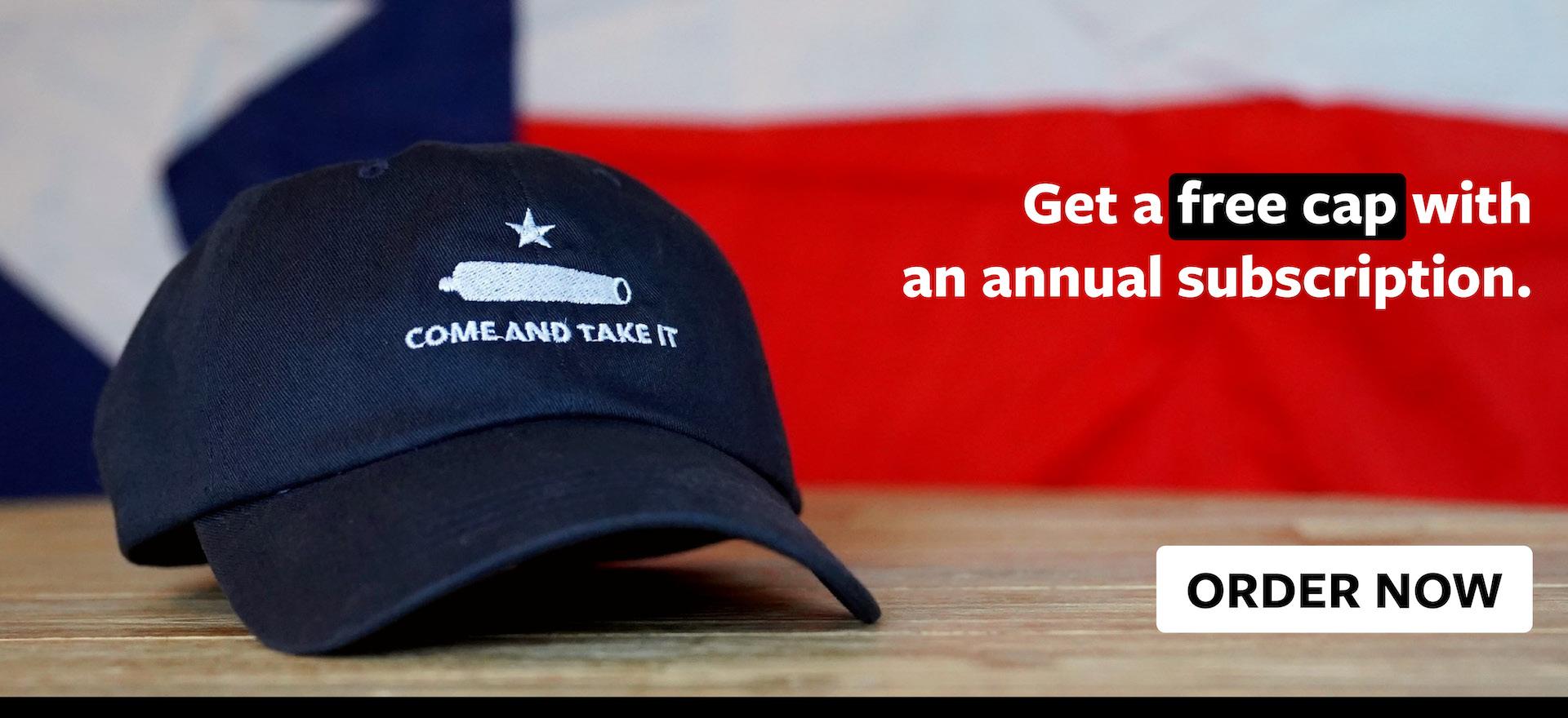 The Texan Tumbler