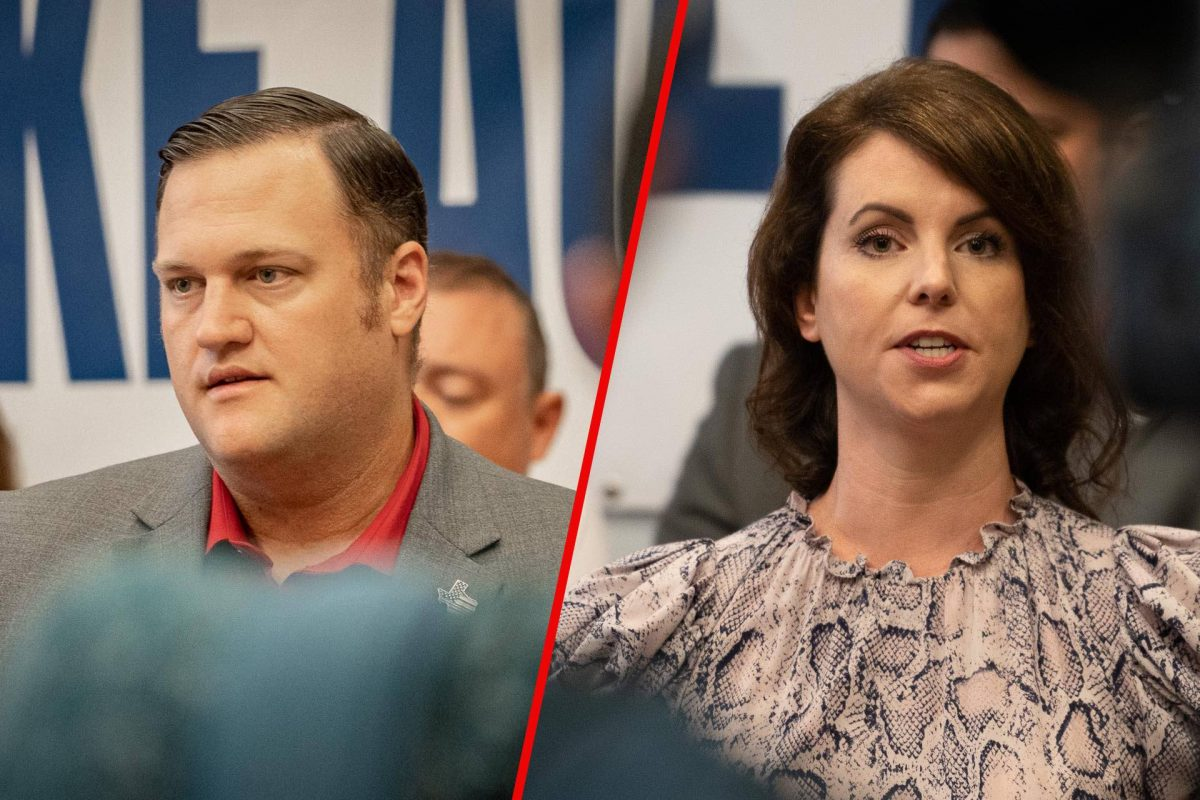Austin GOP Allies Shed Past Partnership, Set for Challenge in New House District