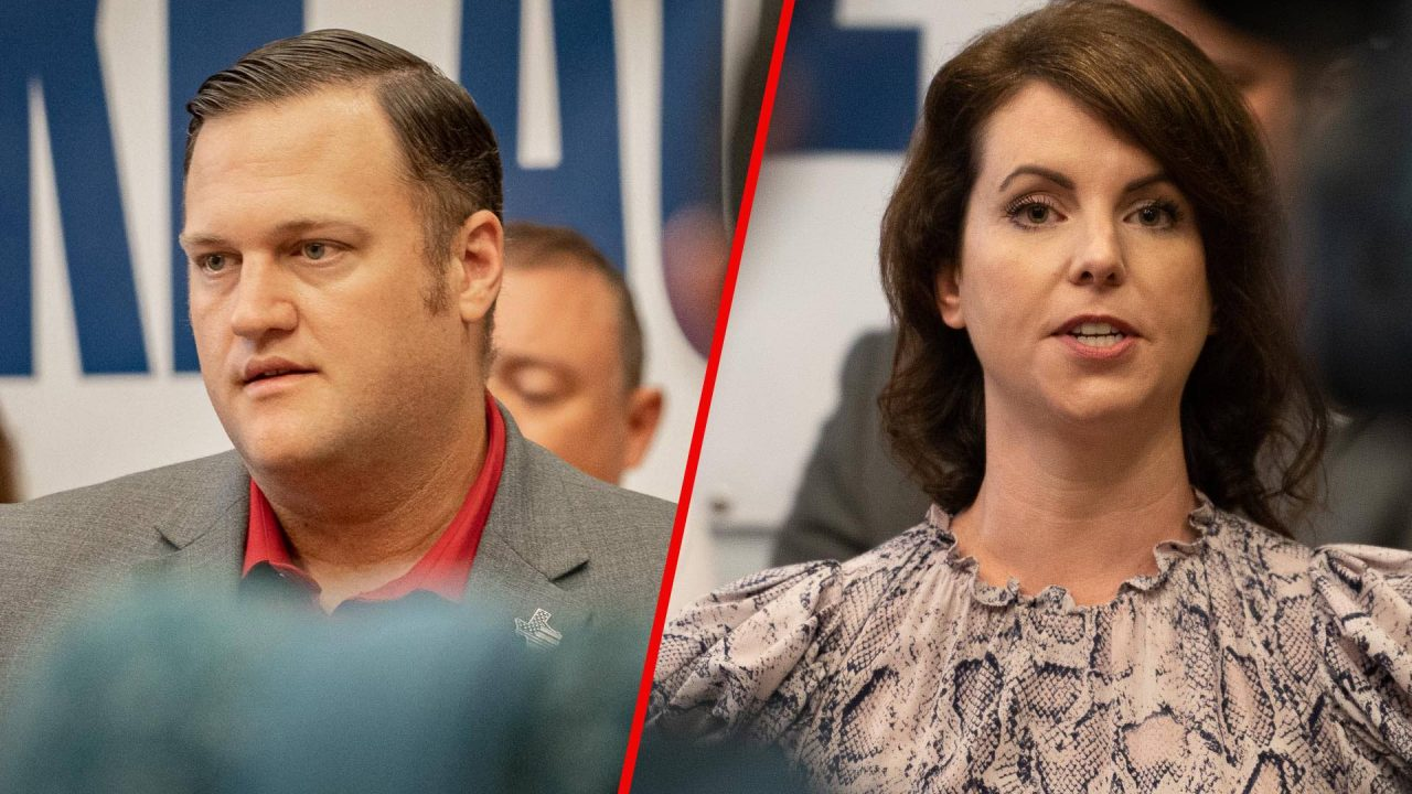 https://thetexan.news/wp-content/uploads/2021/10/Justin-Berry-and-Ellen-Troxclair-HD-19-Republican-Primary-Race-1280x720.jpg