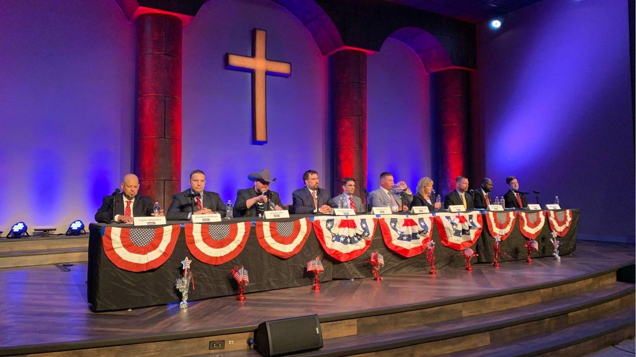 https://thetexan.news/wp-content/uploads/2021/10/TX08-Candidate-Congressional-Forum-Election-2022-HH-1280x720.jpg