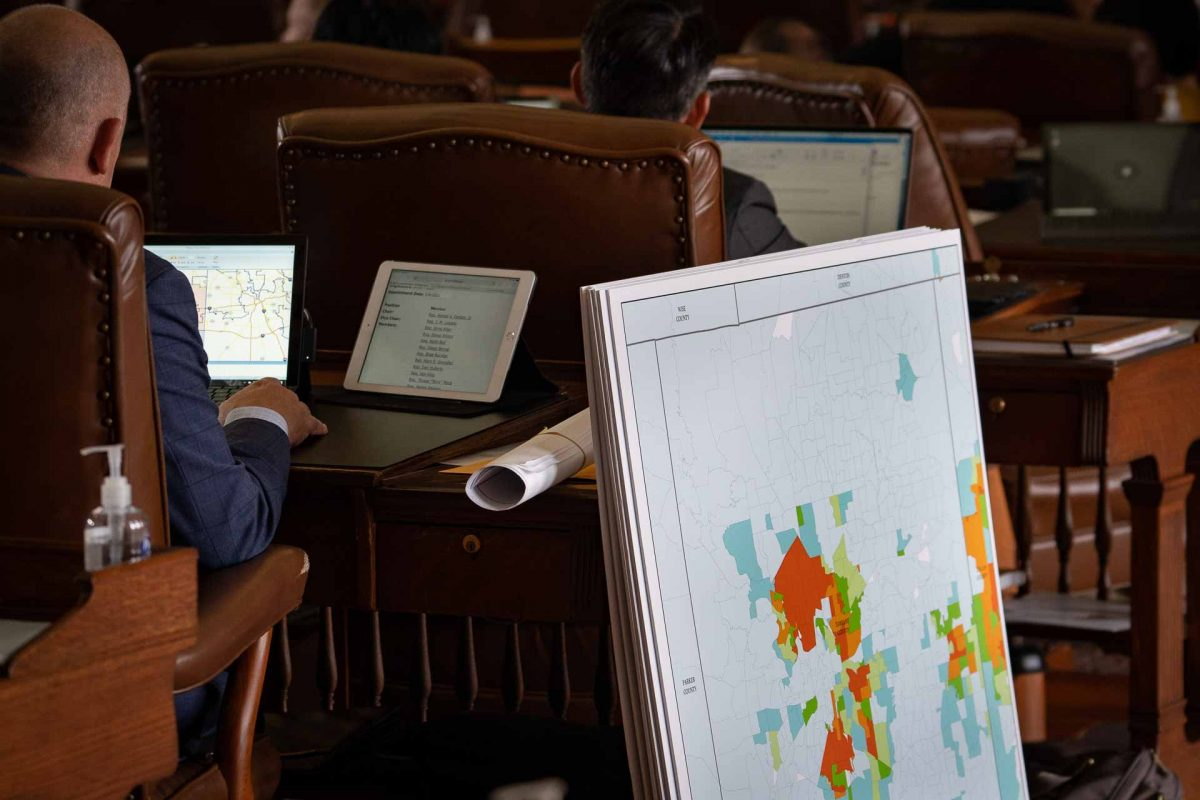 Texas House Approves New Map With One Week Left in Special Session